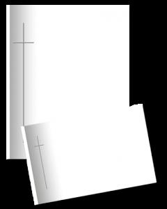 Sujet «Verlauf mit Silberkreuz»